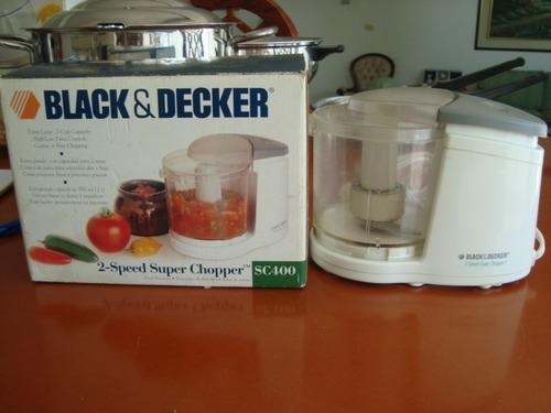 picatodo black & decker