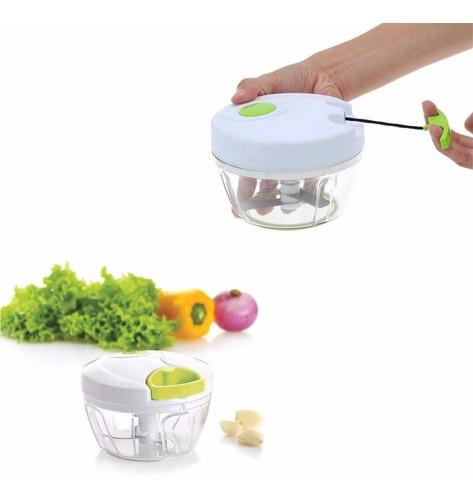 picatodo verduras, manual