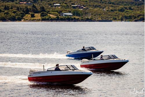 piccini boats  lancha 175 s open