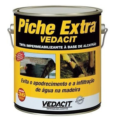piche 3,6 litros otto baumgart vedacit