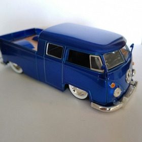 Pick Up 1963 Camioneta Vw Original Jada Toys Escala 1:24