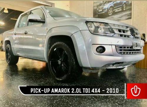 pick-up amarok 2.0l tdi 4x4