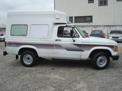 pick-up c20 bau teto alto a gasolina original de fabrica