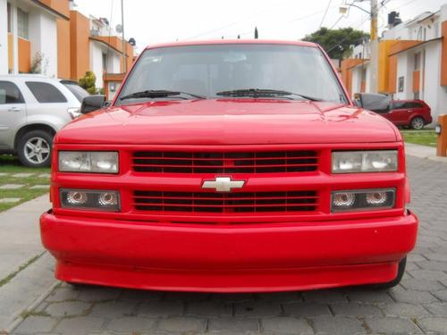 pick up chevrolet cheyenne cabina y media 1992, ¡¡preciosa!!