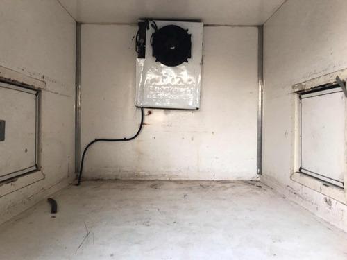 pick-up chevrolet  diesel furgon para congelados bonano