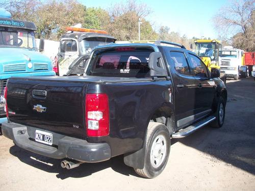pick-up chevrolet s10 d/c 2.8td 4x4 ls