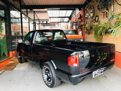 pick-up chevrolet ss-10 americana 1994/94 garagem retrô
