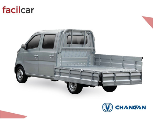 pick-up doble cab changan star