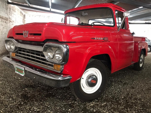 pick up ford f 100 1960
