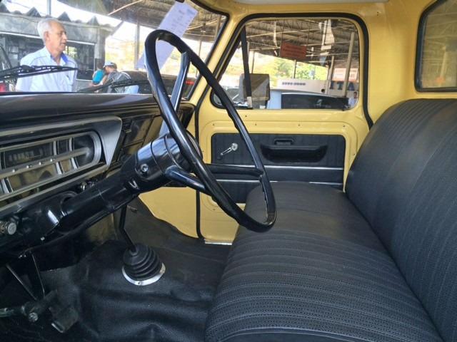 pick up ford f100 78/79 diesel excelente estado!
