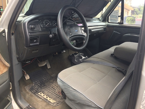 pick up ford flare side 1992 5.0l 4x4