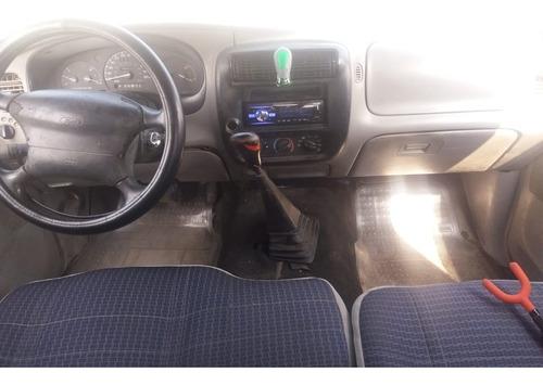 pick-up ford ranger xl mod.1996, 6 cil. 3.0 lts,cab 1/2,std.