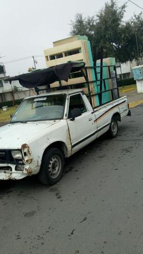pick up nissan caja larga 1991