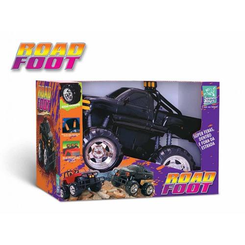 pick up rood foot com som - super toys