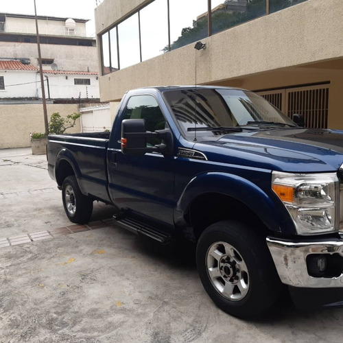 pick-up super duty en venta año 2013