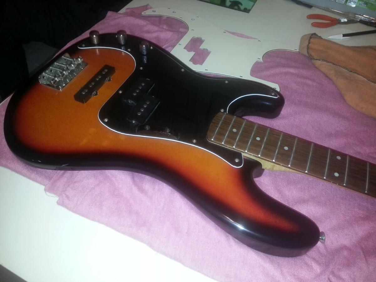 Pickguard Jazz Bass 5 Cuerdas Negro O Blanco Tricapa Nuevo - $ 1.409 ...