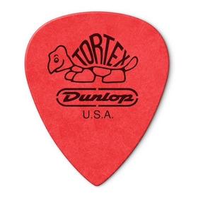 Picks Plumilla Pua Para Guitarra Tortex Iii X8 Unidades