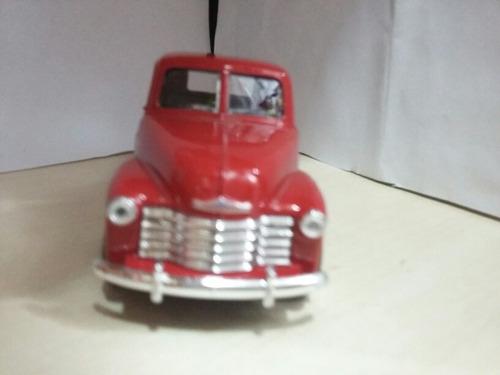pickup chevrolet 1953 marrom de ferro