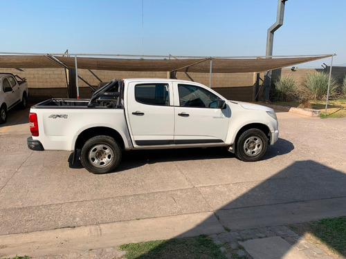 pickup chevrolet s-10 d/c ls 4x4