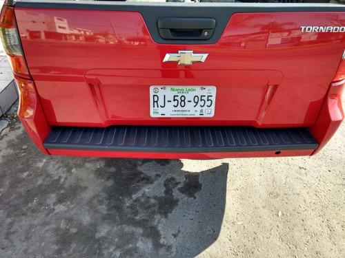 pickup chevrolet tornado modelo 2016 transmisión standar