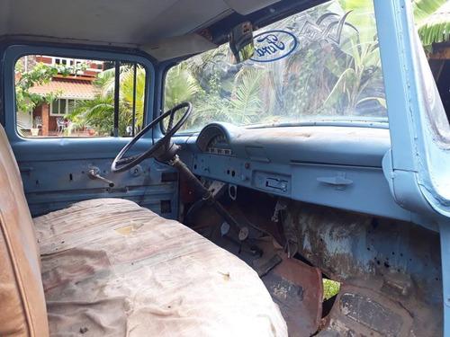 pickup ford f100 1959