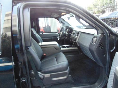 pickup ford f250 2016 blindada nivel 5+ blindaje blindados