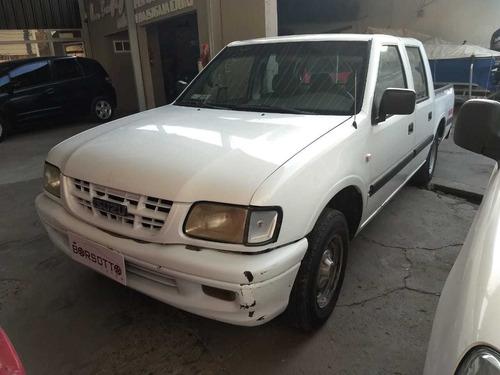 pickup isuzu 2.5 doble cabina 2004 borsotto