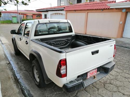 pickup isuzu dmax 4x4 diesel doble cabina