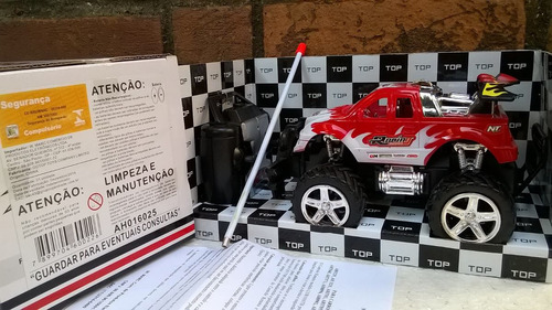 pickup jeep radio controle scala 1/24  4channel r/c total