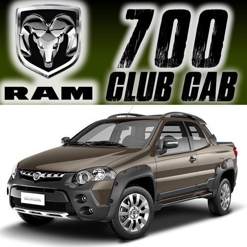 pickup ram 700cc adventure apple android muelles touch 7 r16