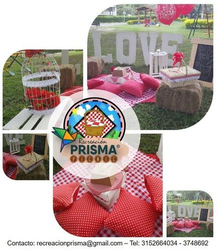 picnic a domicilio recreación prisma