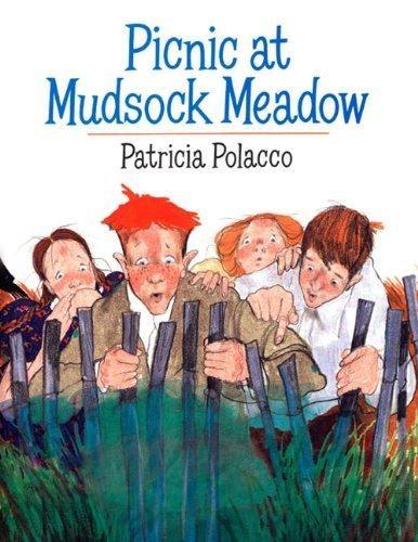 picnic at mudsock meadow puffin usa de polacco patricia