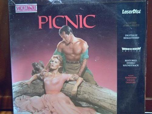 picnic en laser disc