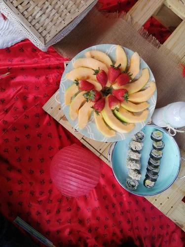 picnics no convencionales bohochic oriental mexicano hindú