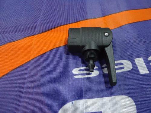 pico beto ld-8 para inflador de pie - racer bikes