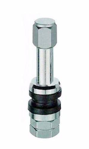 pico de inflado de acero para neumatico