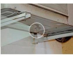pico universal de drenaje unidad exterior aire acondicionado