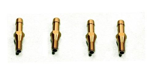 picos de bronce para admision rampa gnc 5ta generación
