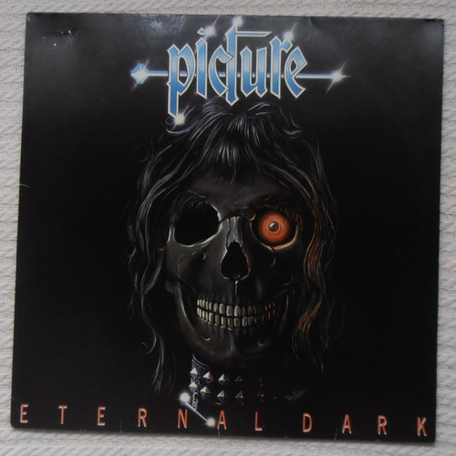 picture - eternal dark ( l p 1ra. ed. europa 1983)