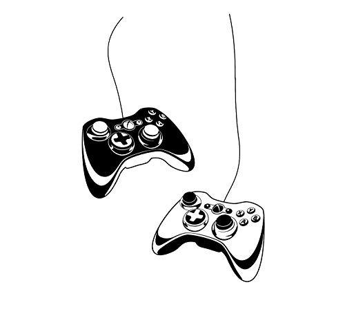 Picture It On Canvas Video Game Controlador De Xbox Tatuajes