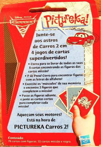 pictureka carros jogo cartas estratégico para toda família
