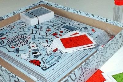 pictureka dibujar juego de mesa educando