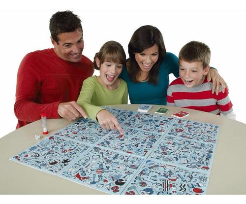 pictureka juego de mesa  hasbro original mundo manias