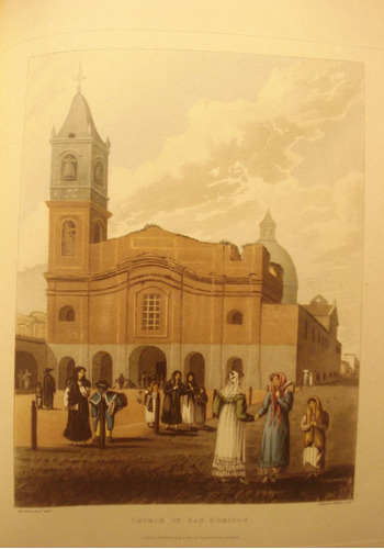 picturesque illustrations of buenos ayres and monte video