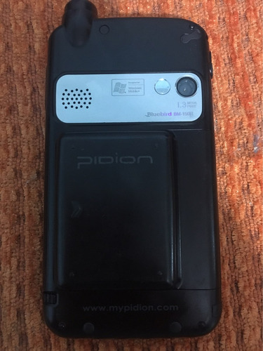 pidion bluebird bm-150r pocket pc