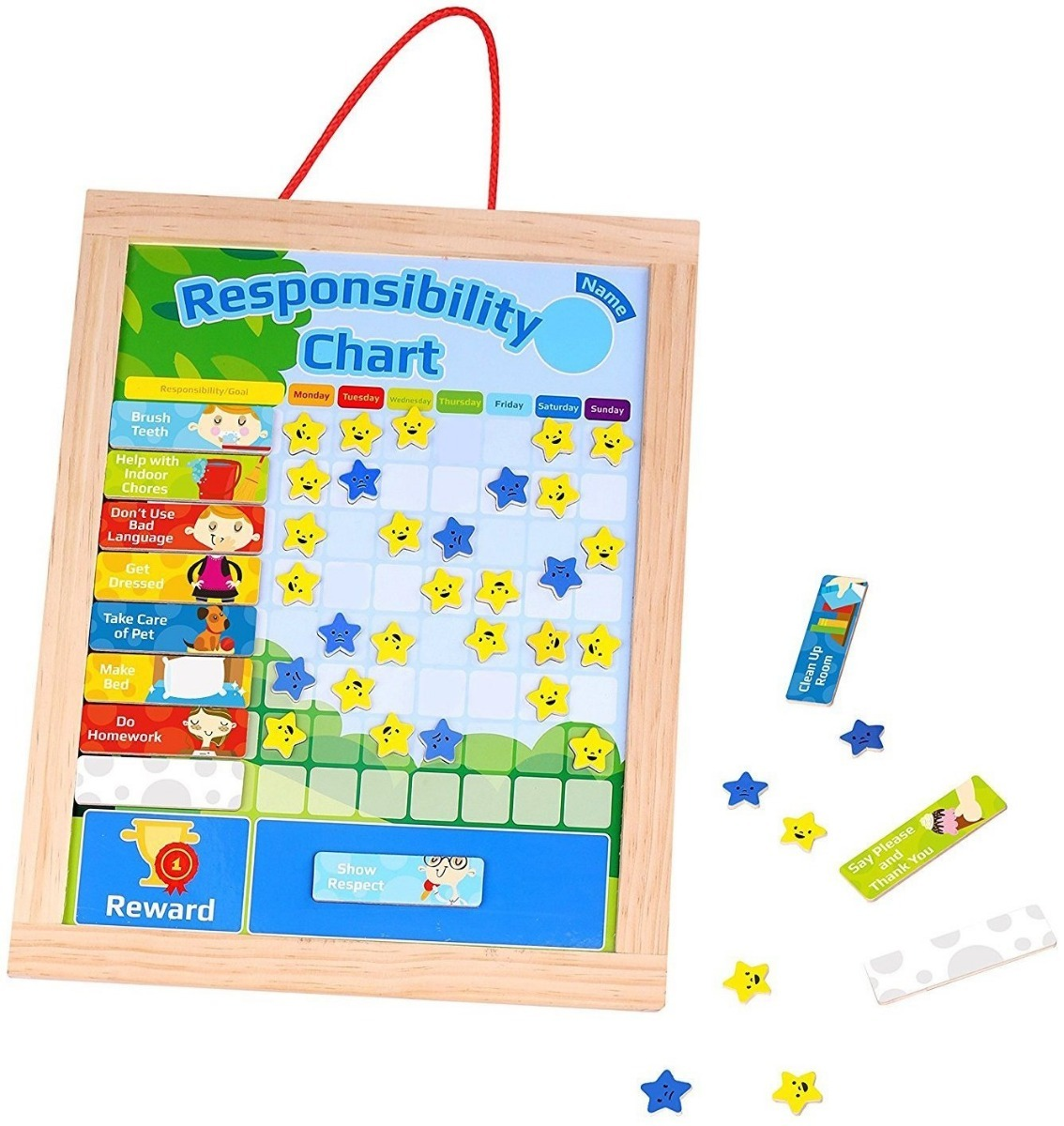 Pidoko Kids Responsibility Chart With Rewards And Behavior C Cargando Zoom