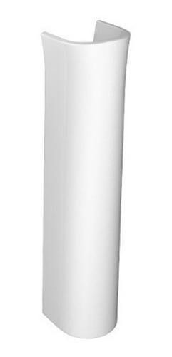 pie columna deca marajo sin pileta loza ceramica vanitory