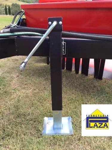 pie de apoyo regulable para trailer 3000kg