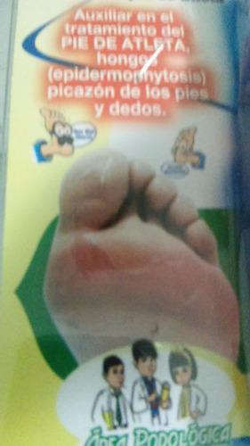 pie de atleta diabetico  exelente producto