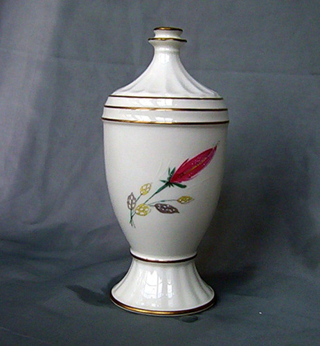 pie de lampara porcelana sussex fanaloza penco de colección